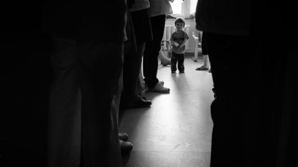 Children are the mirrors